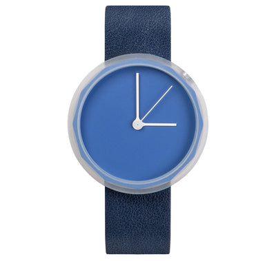 Aark Collective Prism Watch in Blue