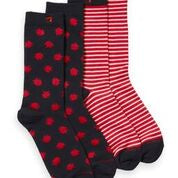 Scotch & Soda 2 Pack Classic Socks Combo C 0219