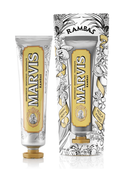 Marvis Rambas Toothpaste 75ml