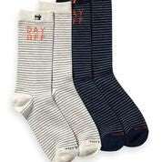 Scotch & Soda 2 Pack Classic Socks Combo A