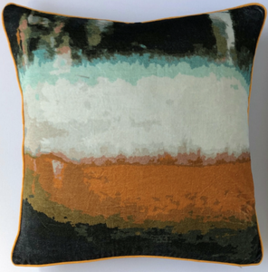 Hobart Cotton Velvet Cushions by Peter Daavid
