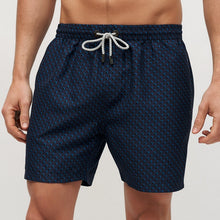 Load image into Gallery viewer, Lucious Swim shorts by Bondi Joe Front shot