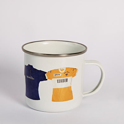 Sporting Nation Tour Leader Enamel Mug