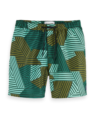 Scotch & Soda All Over Printed Swimshort Combo B 0218 | Buster McGee Daylesford