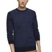 Scotch & Soda All-Over Printed Crewneck Pullover