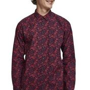 Scotch & Soda Classic All-Over Printed Shirt Regular  Fit Combo A Front