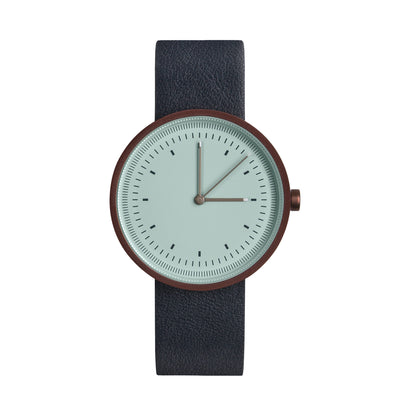 Aark Collective Interval Watch in Bronze