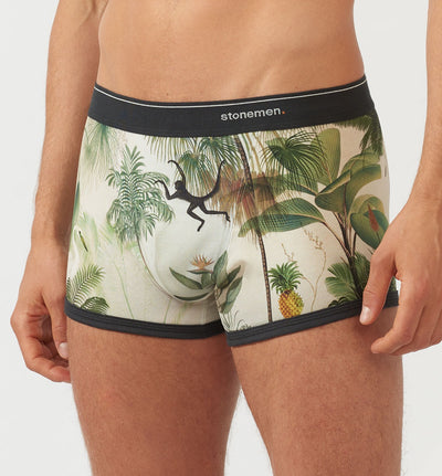 Stonemen Monkeys Boxer Briefs Front Shot