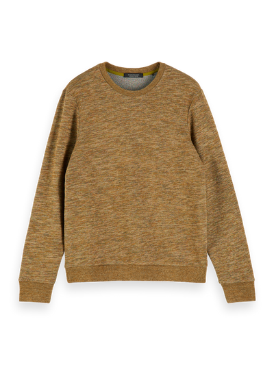 Scotch & Soda Melange Crewneck Sweater