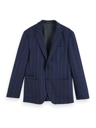 Scotch & Soda - Classic Single Breasted Structured Blazer Combo A | Buster McGee