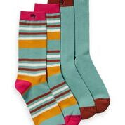 Scotch & Soda 2 Pack Colourful Socks Combo C 0219