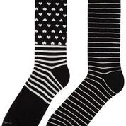 Scotch & Soda Classic Socks with easy pattern  Combo D