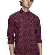 Load image into Gallery viewer, Scotch & Soda Classic All-Over Printed Shirt Regular  Fit