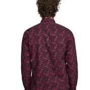 Load image into Gallery viewer, Scotch & Soda Classic All-Over Printed Shirt Regular  Fit Combo A Rear