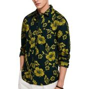 Scotch & Soda Cotton Shirt Regular Fit with Chest Pocket  Combo E 0221