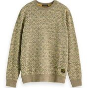Load image into Gallery viewer, Scotch & Soda All-Over Printed Sweater in Multicolour Melange Felpa  Combo C 0219