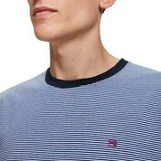 Load image into Gallery viewer, Scotch & Soda Classic Cotton Elastane Crewneck Tee