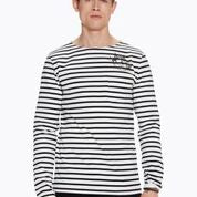 Load image into Gallery viewer, Felix X Ams Blauw Striped Breton