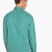 Load image into Gallery viewer, Regular Fit Classic All-Over Printed Shirt