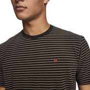 Scotch & Soda Classic Cotton Elastane Crewneck Tee