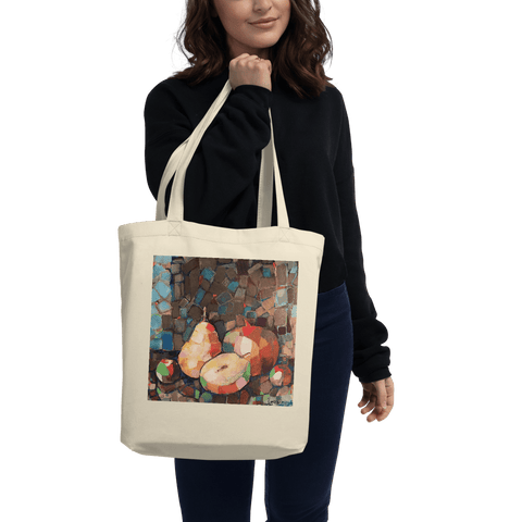 """Fruit"" Original Art Print Eco Tote Bag"