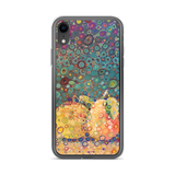 """Apple & Pear 2"" Original Art iPhone Case"