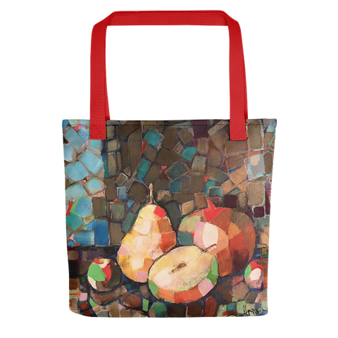 """Fruit"" Original Art Print All-Over Tote Bag"