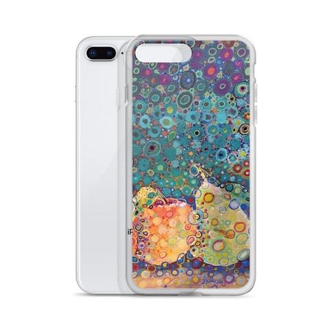"""Apple & Pear"" Original Art iPhone Case"