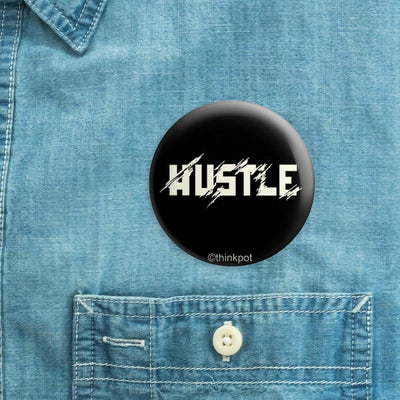 Hustle badge