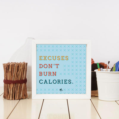 excuses frame