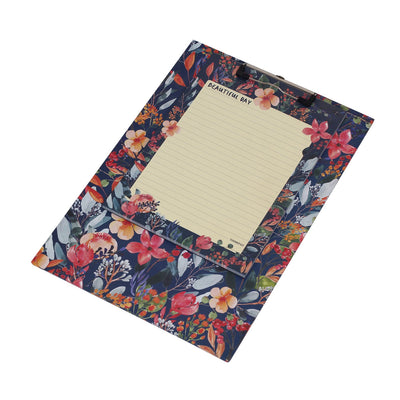 Beautiful Large Writing Pad Combo