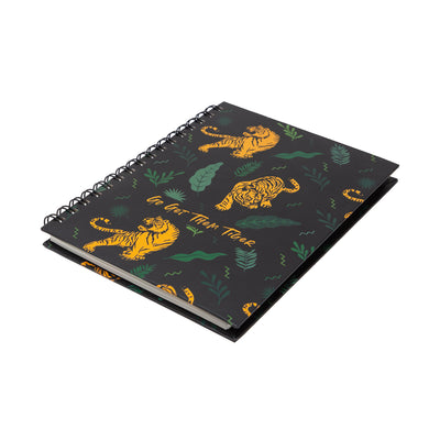 Tiger A5 Wiro Diary