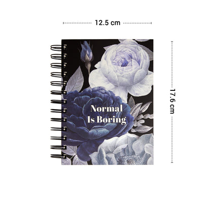Normal is Boring B6 Wiro Diary