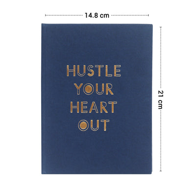 Hustle Your Heart Diary