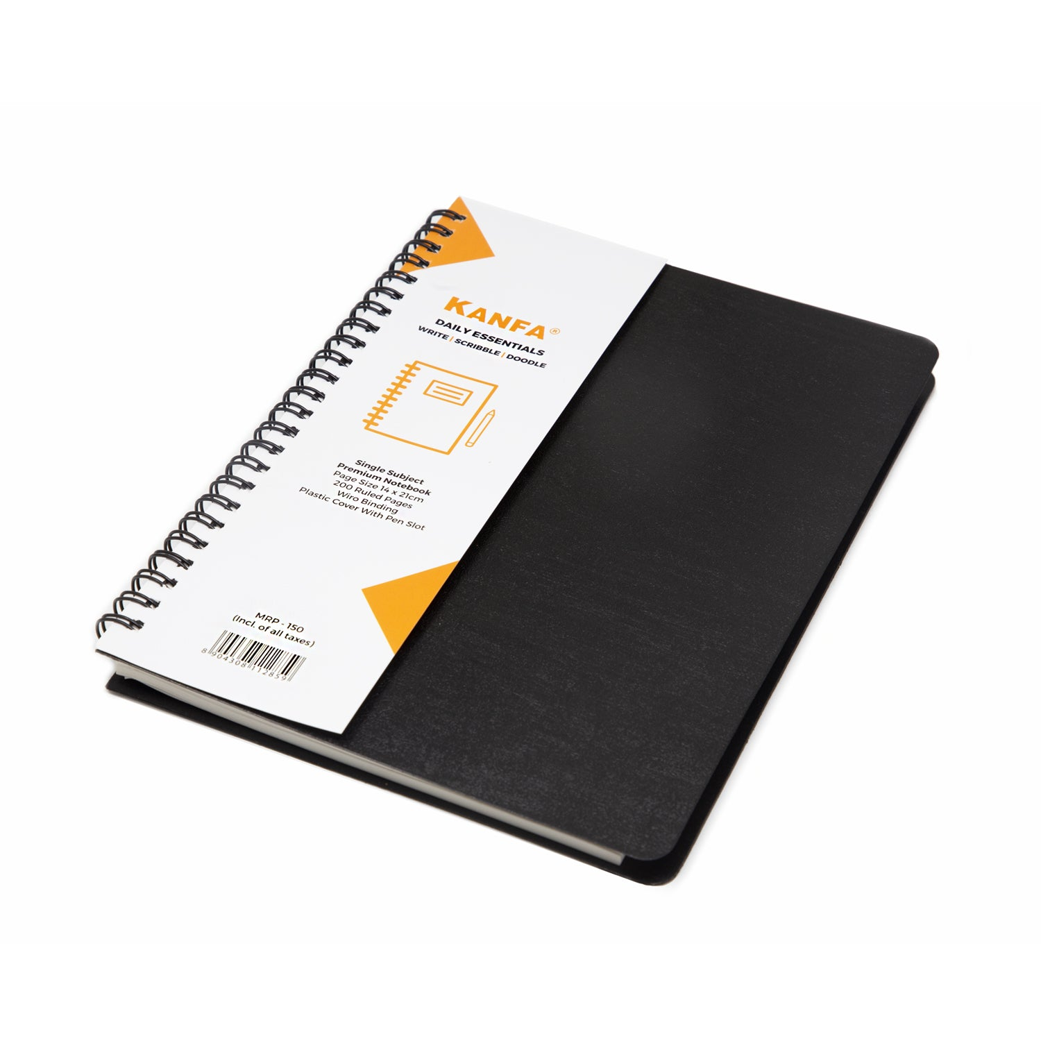 Single Subject Premium Notebook
