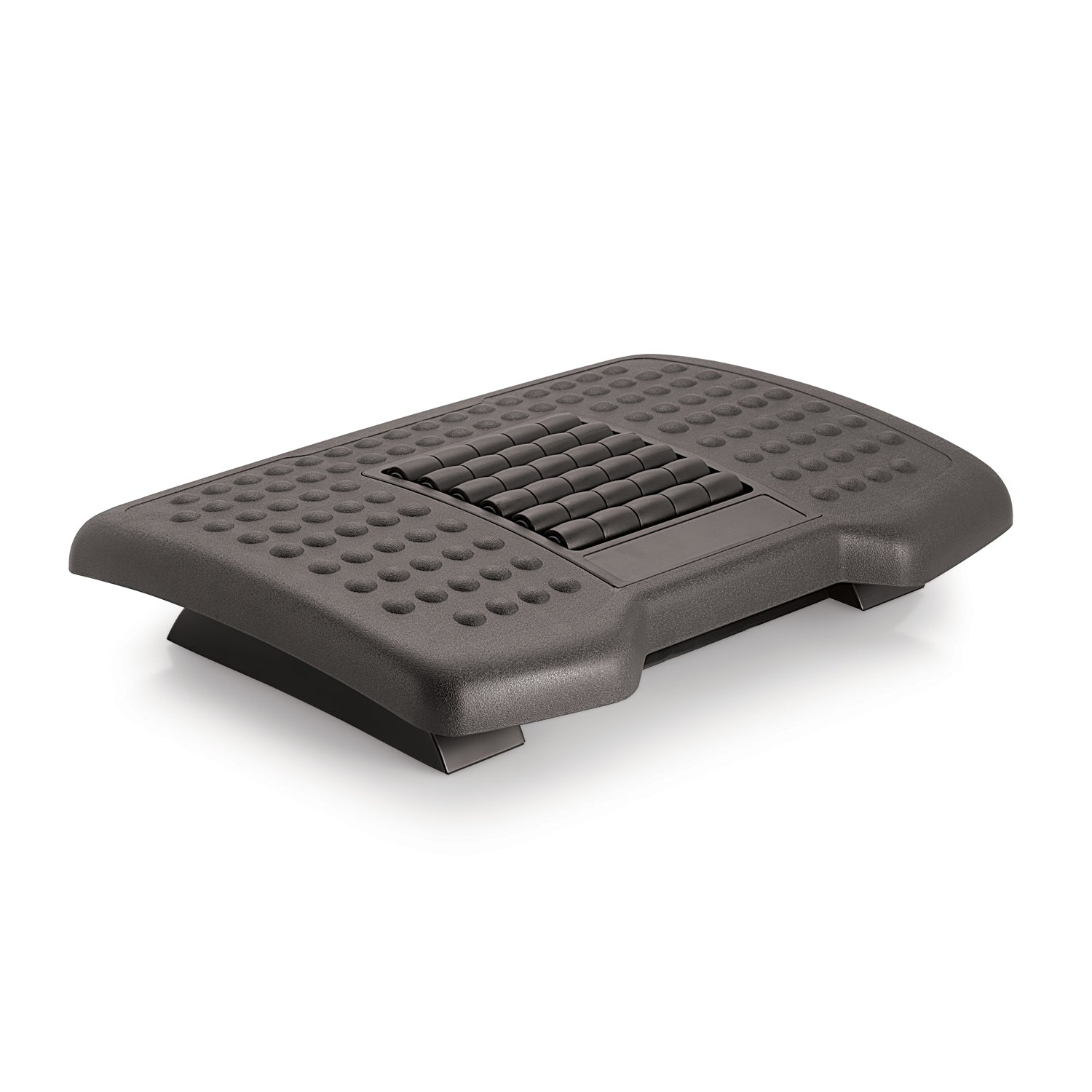 PALO07 Ergonomic Adjustable Footrest - With Roller
