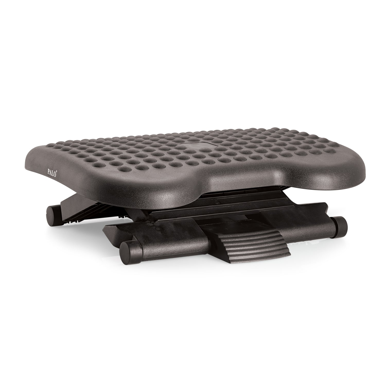 PALO010 Height Adjustable Footrest - With Bumps