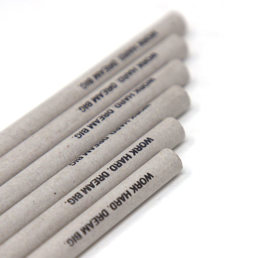 Work Hard Eco Pencils (Set of 12)