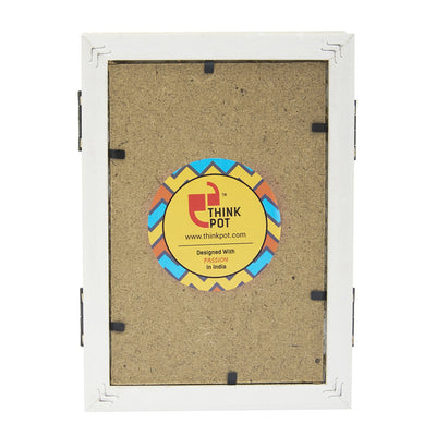 Royal Beach Triple Photo Frame 6X4