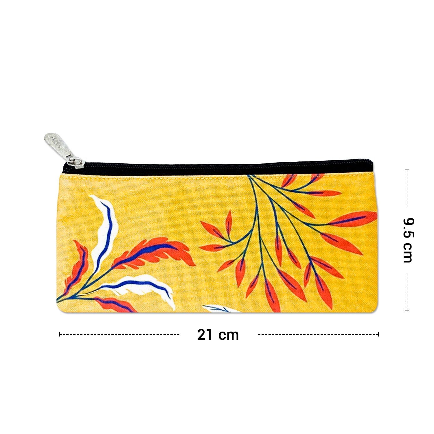 Autumn Canvas Pencil Pouch