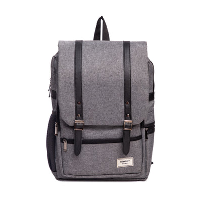 "Grey Dynamic 15.6"" Laptop Bag"