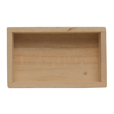 Work Premium Wood Organiser Tray