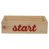 Start Premium Wood Organiser Tray