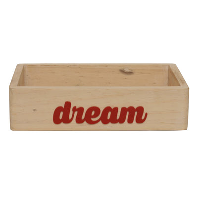 Dream Premium Wood Organiser Tray