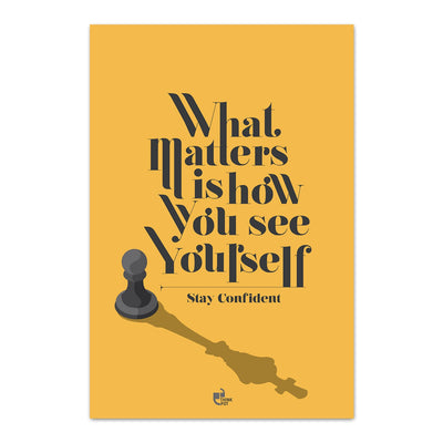 What matters Poster