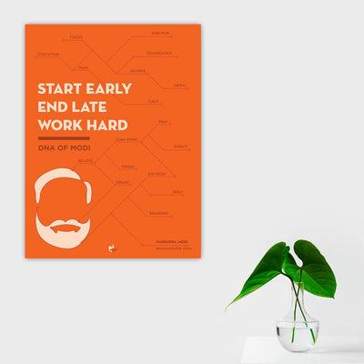 Start early end late Poster