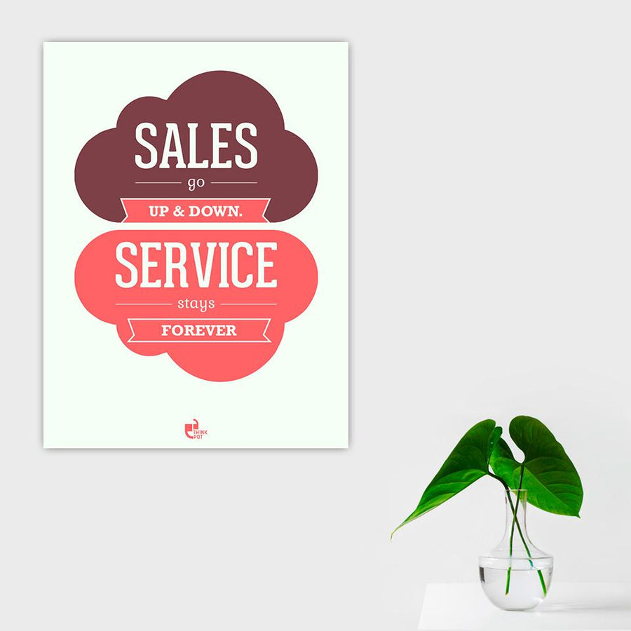 Sales Poster