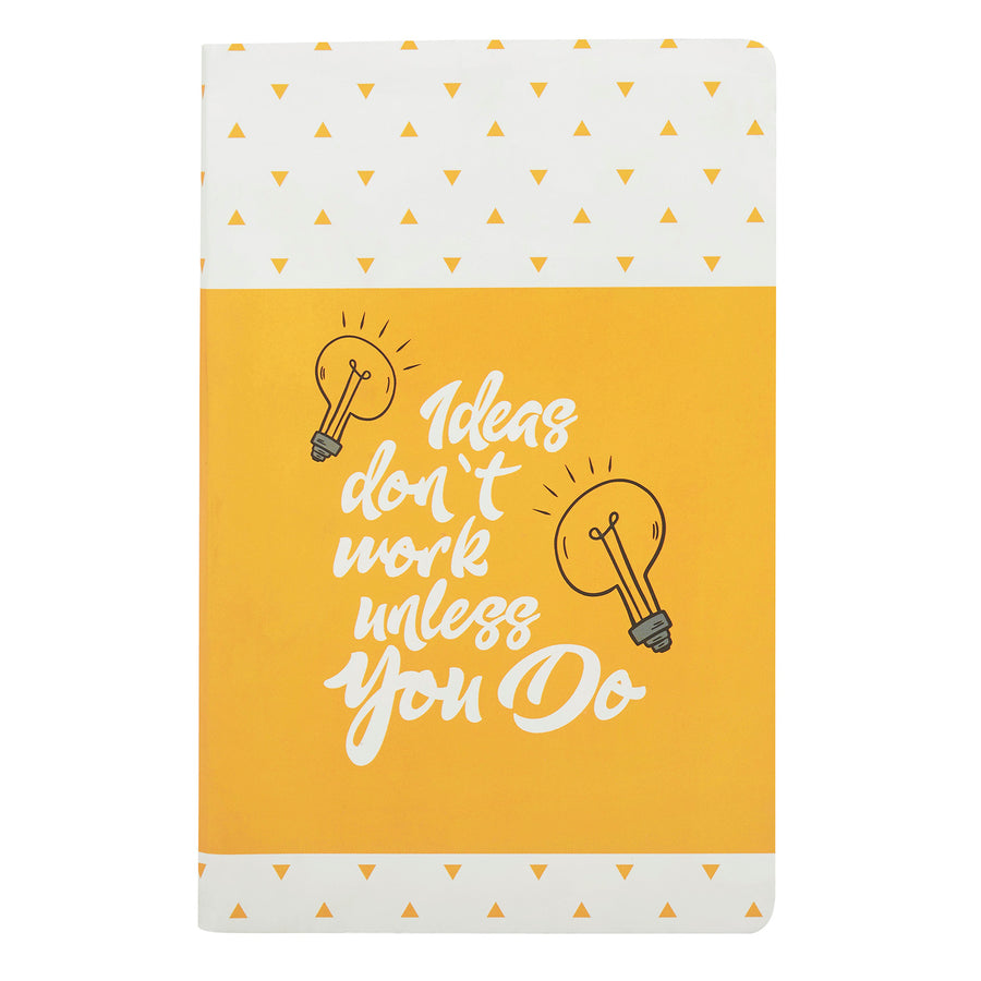 Ideas Don't Work Notebook