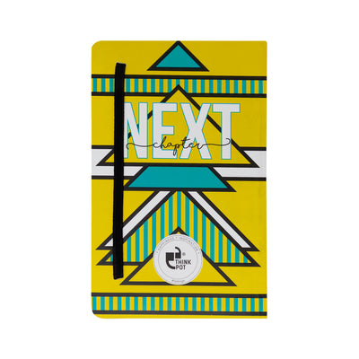 New Chapter Notebook with Band