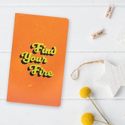 Find Your Fire Compact Book
